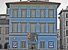 Palazzo Blu _ Pisa