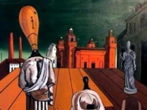 Giorgio De Chirico _ Le Muse Inquietanti