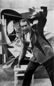 Giacomo Balla 1930 _  © ArchivioGBB