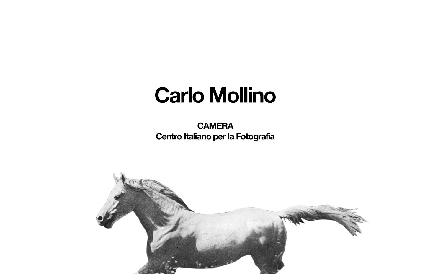 L'occhio magico di Carlo Mollino  Fotografie 1934-1973