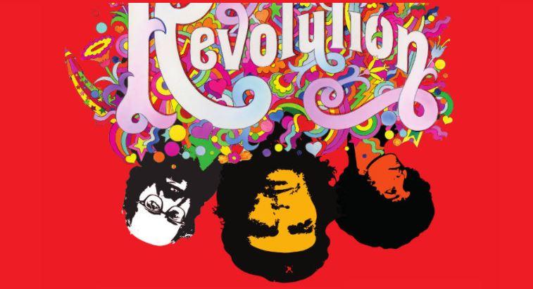 """""""Revolution. Musica e ribelli 1966-1970. Dai Beatles a Woodstock"""""""
