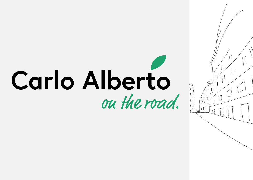 Carlo Alberto on The Road