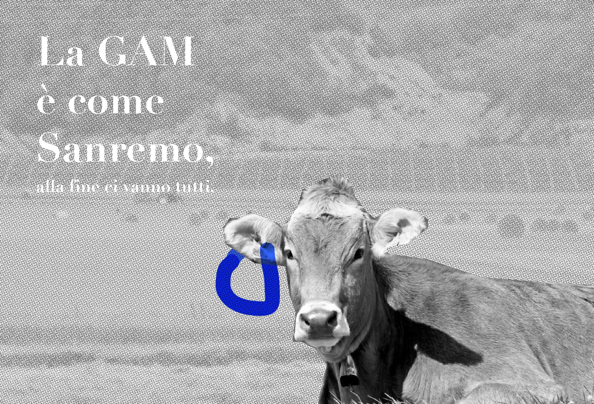 La GAM è come Sanremo, alla fine ci vanno tutti.