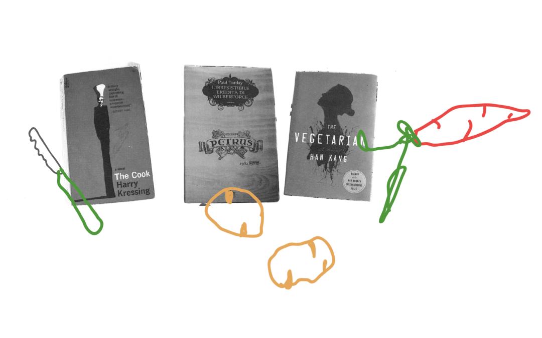Tre buoni libri secondo Luca Iaccarino (e uno di suo pugno)