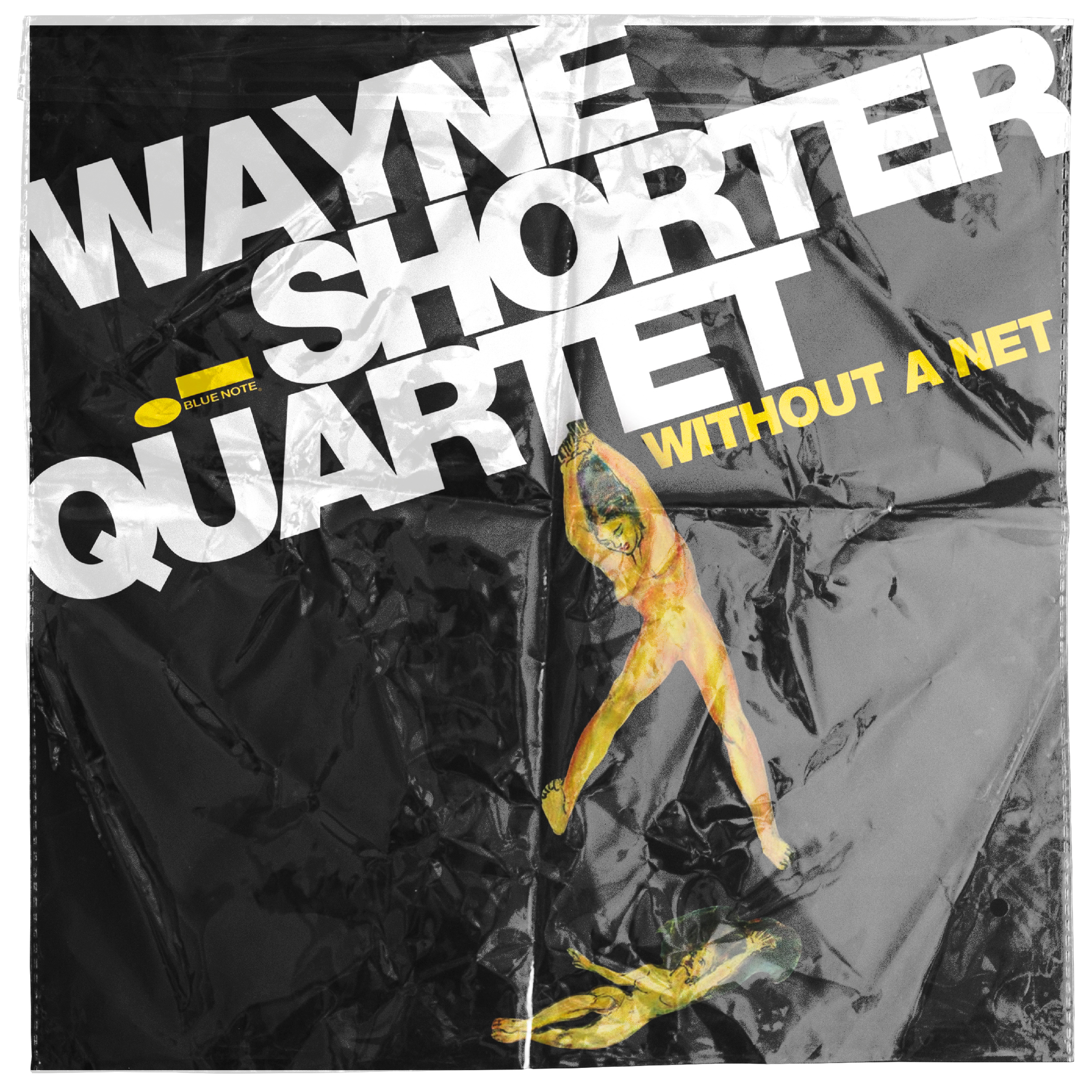 """WITHOUT A NET"": WAYNE SHORTER PITTORE"